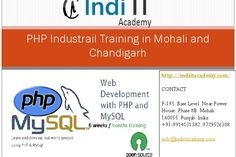 PHP Industrail Training in Mohali and Chandigarh Qr Code Generator, Chandigarh, Php, 6 Months, Training, 6 Mo, Work Out, Education, Exercise