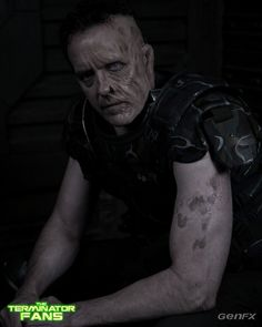 Badass Makeup Test Photos for Corporal Hicks in New ALIEN Film