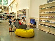 Nintendo Ds, Wii U, Bean Bag Chair, Furniture, Home Decor, Cooperative Games, Libraries, Videogames, Decoration Home