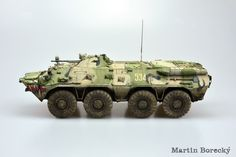 """""""btr-80"""" 1:35 - Scale Modeling Search"""