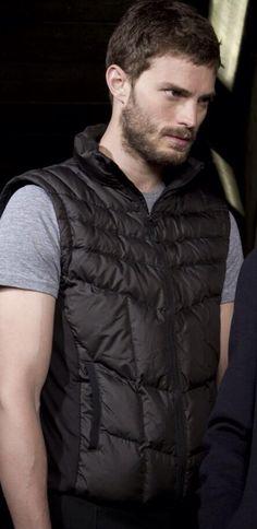 Jamie Dornan as Paul Spector on BBC's The Fall