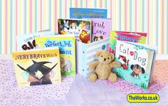 Picture books are designed to help children develop their reading skills and are ideal for parents to read with young children. 20 for £20 at The Works - the UK's most parent-friendly and purse-friendly shop!