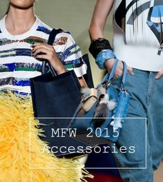 20 Statement-Making Accessories from Milan Fashion Week Spring 2015 | Fashionisers