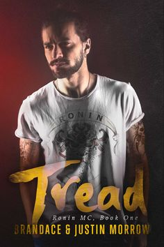 BoyMomLovesBooks: Cover Reveal~Tread by Brandace & Justin Morrow