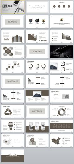 Business infographic & data visualisation Best business charts Report PowerPoint template on Behance Infographic Description Best Simple Powerpoint Templates, Professional Powerpoint Templates, Powerpoint Themes, Keynote Template, Powerpoint Presentations, Report Template, Business Design, Business Company, Presentation Deck