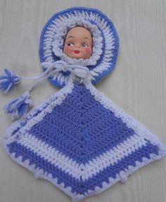 Crochet Pattern For A Doll : Dress Potholder free crochet pattern dishcloth ...