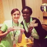 Yes, those are ScholarDollars! Our awesome ambassadors utilizing ScholarCon's own currency. #ScholarCon #ScholarDollars #Shop