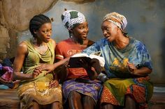 """""""Under Liesl Tommy's careful and inventive direction, the ensemble cast is uniformly brilliant and each delivers a powerful and authentic performance."""" Review here: http://www.theatrereviews.com/review-danai-guriras-eclipsed-resonates-deeply-at-the-golden-theatre/"""