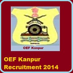 Download Your OEF Kanpur Supervisor | TGT | Fireman 2014 Exam Admit Card / Hall Ticket | OEF Kanpur Supervisor | TGT | Fireman 2014 Exam Online Admit Card Notification Details - Ordnance