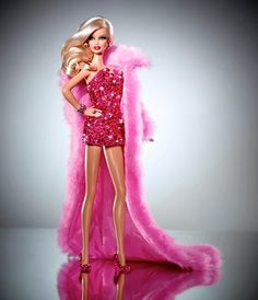 Barbie Doll want her