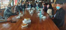 Sorin Sorescu s-a întâlnit cu proprietarii de pensiuni din Valea Iașului, Albești și Curtea de Argeș