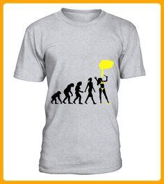 Evolution Female Fire Artist 072016 B 2c Tshirt - Evolution shirts (*Partner-Link)