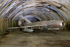 abandoned planes