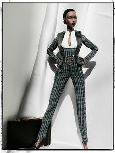 My Muse...! Suited Up & Powerful! IMG_7964 | by vinvisible11 Diva Dolls, Barbie Dolls, Barbie Costume, Ken Doll, Pretty Dolls, Beautiful Dolls, Fashion Royalty Dolls, Fashion Dolls, Chucky