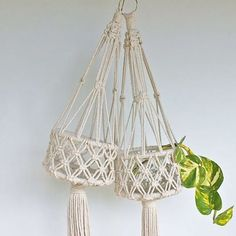 We have updated our shop with some new wall hangings and planters (starting from only $24.95!) www.edeneve.com.au