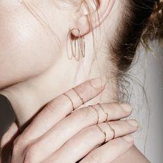 Pretty rings n' things.