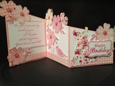 Happy Birthday 3 of 3 by mazzybear - Cards and Paper Crafts at Splitcoaststampers