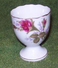Vintage Porcelain Egg Cup Made in Japan