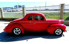 1940 Ford Deluxe For Sale | Hotrodhotline.com