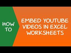 Basic Geometry Worksheets High School Pdf How To Insert A Watermark In Excel Worksheets Video Httpswww  Goal Planning Worksheet with Color By Word Worksheet Excel How To Embed Youtube Video In An Excel Worksheet Video Httpswww Geometry Proof Worksheets Excel