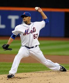 NO-han! -- Mets Ace Santana Tosses 1st No Hitter in Team History