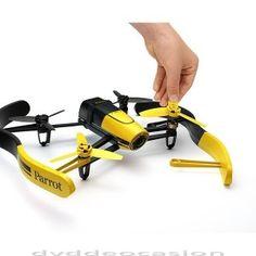 Parrot Bebop, la evolución de AR.Drone ya está aquí. El nuevo Bebop Drone de Parrot da un salto evolutivo y aprovecha toda la experiencia de uso y tecnología del AR.Drone 2.0. Parrot vuelve a revolucionar el mercado de los drones con este espectacular Beb