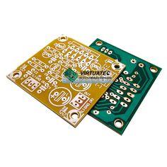Placa para amplificador TDAxxxx ST universal