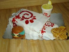 chick fil a cake!!!