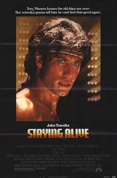 Staying Alive (1983) USA Paramount Musical. D/Prod: Sylvester Stallone. John Travolta. 15/05/05