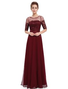 >> Click to Buy << New Arrival A-Line O-Neck Half Cap Sleeve Prom Dresses Chiffon Appliques Lace Sashes Tiered Party Evening Gowns #Affiliate