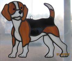 beagle suncatcher