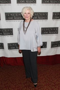 Betty Buckley Photos: Betty Buckley Performs At Feinstein's at Loews Regency Ballroom