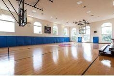 Indoor Basketball Court in my new listing: www.AvilaEstate.com