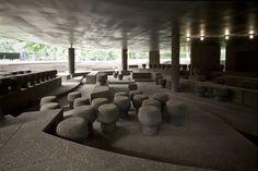 Serpentine Gallery Pavilion 2012 / Ai Wei Wei & Herzog and de Meuron