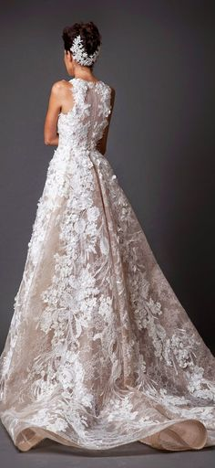 Krikor Jabotian Fall/Winter 2014-2015 : Amal Collection - Belle the Magazine . The Wedding Blog For The Sophisticated Bride