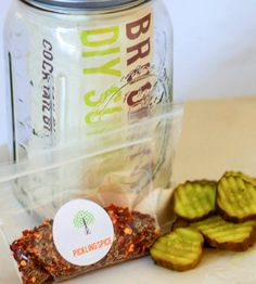 DIY Pickle Making Kit | Gifts Crafting & DIY | Brooklyn DIY Supply | Scoutmob Shoppe