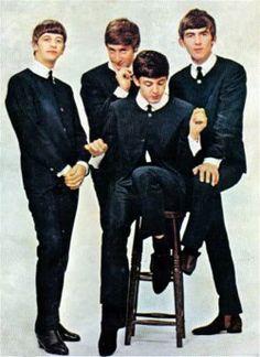 the beatles Paul McCartney john lennon ringo starr george harrison