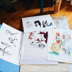 Sketches ���� . . . . . . . . #mywork #sketch #draw  #drawing #colours #paris #art #student #work #artwork #artoftheday #instaart #body #illustration #sketches #photography http://butimag.com/ipost/1557897654762406135/?code=BWew6m0hwD3
