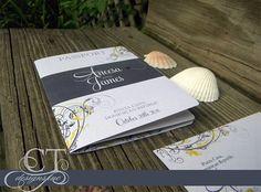 Passport Invite I designed - Dominican Republic 10.28.2011