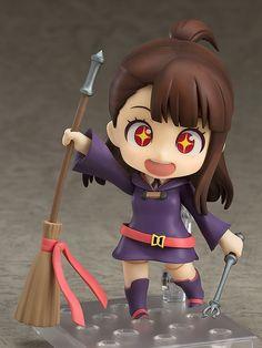 Nendoroid - Little Witch Academia: Atsuko Kagari[Good Smile Company] Marchandise Anime, Anime Toys, Little Wich Academia, Animes Yandere, Anime Figurines, Anime Merchandise, Good Smile, Anime Characters, Action Figures