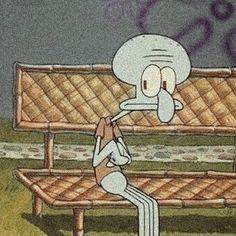 Peppa Pig Wallpaper, Cartoon Wallpaper Iphone, Mood Wallpaper, Cute Disney Wallpaper, Spongebob Cartoon, Spongebob Memes, Cute Cartoon, Cartoon Sketches, Cartoon Icons