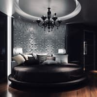 Contemporary Wall Panels Gesture Design (Set of - Overstock Shopping - Top Rated Wall Paneling