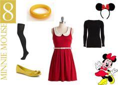 10 Last Minute Costume Ideas | Random Tuesdays