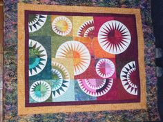 Lovely Way to Spend a Sunday I have been teaching a group of ladies from around the Richmond area for about ten years now. New York Beauty, Rainbow Quilt, Quilt Designs, Paper Piecing, Interesting Stuff, Color Combos, Affair, Curves, Applique