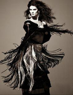 Isabeli Fontana - Vogue Italia 2014