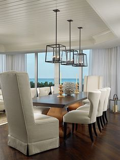 Dining Room Design Ideas, Pictures, Remodeling and Decor