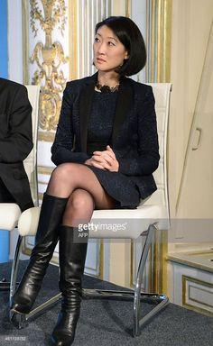 Fleur Pellerin... She's so French