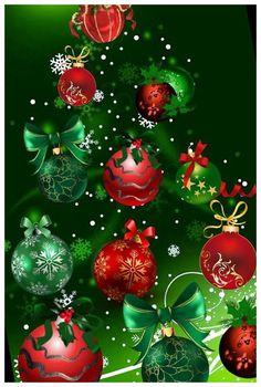 Merry Christmas Wallpaper, Merry Christmas Gif, Merry Christmas Pictures, Xmas Wallpaper, Christmas Scenes, Christmas Mood, Christmas Wishes, Christmas Greetings, Christmas Bulbs