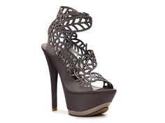 2 Lips Too Too Fierce Sandal Women's Dress Sandals All Women's Sandals Sandal Shop - DSW