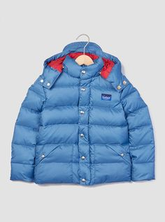 Childrens - Penfield - Bowerbridge Down Insulated Hooded Jacket